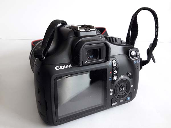 Kamera-Display