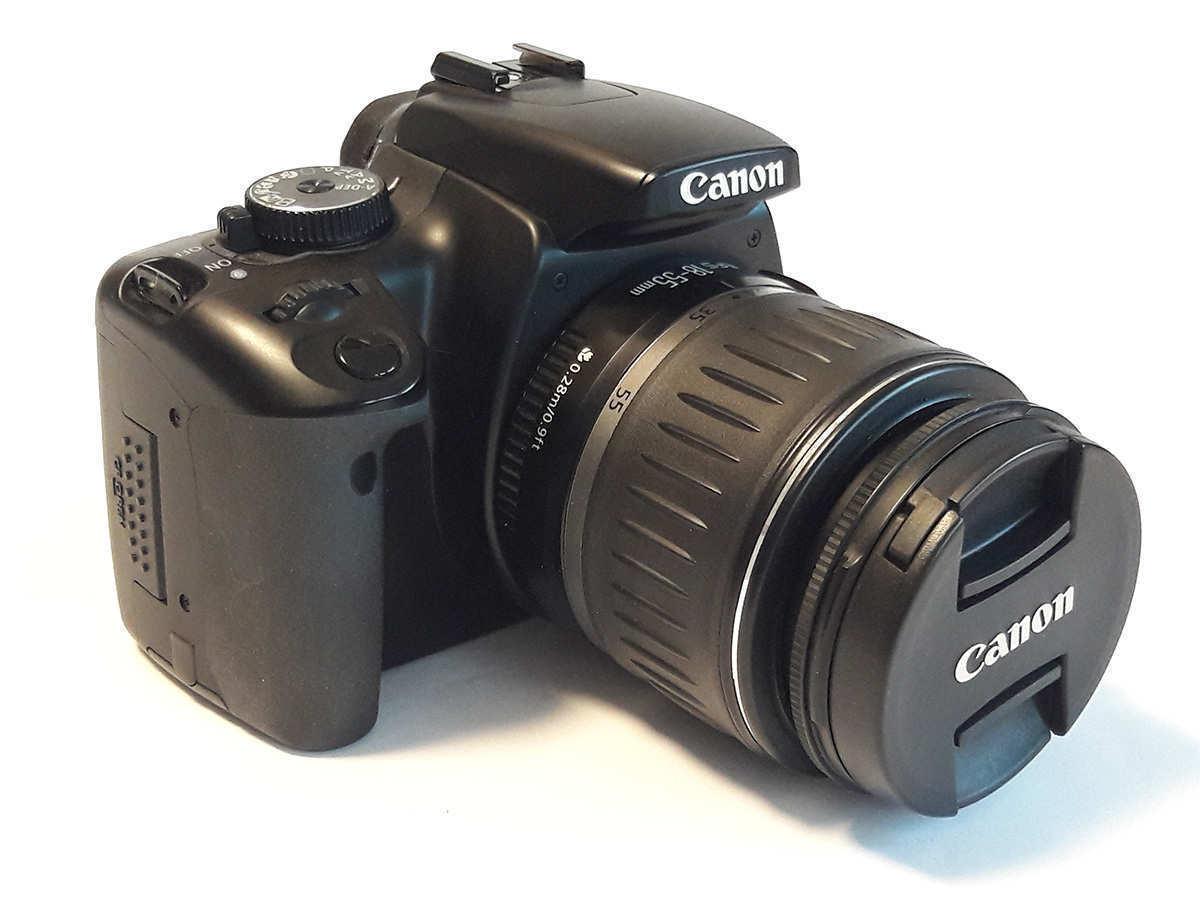 Kamera auslesen